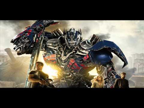 Transformers 4 - Decision (The Score - Soundtrack)