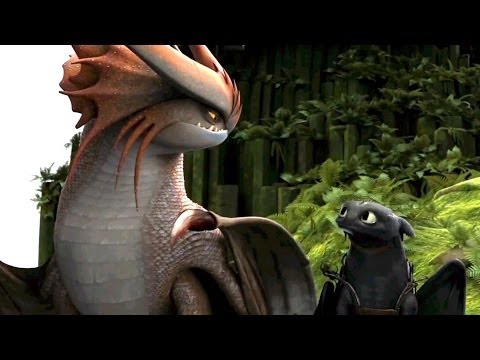 HOW TO TRAIN YOUR DRAGON 2 - Official Trailer clip