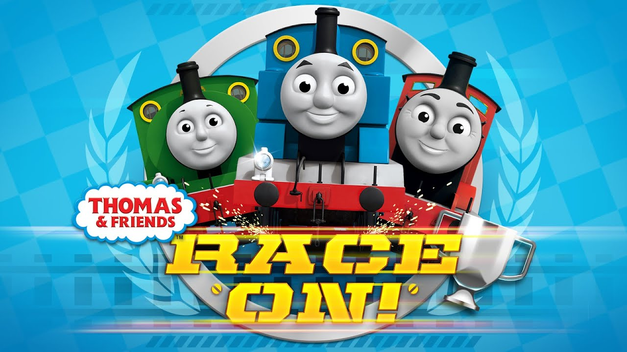 Thomas Friends Race On Gameplay IOS Android