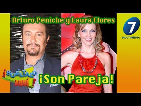 Arturo Peniche y Laura Flores ¡Son Pareja! / Multimedia 7
