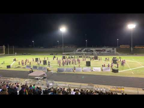 10.26.19 Corinth Holders High School Marching Band