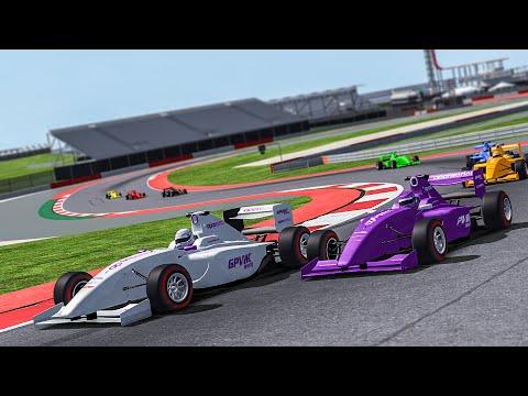 GPVWC 2015 - Downforce Radio Open Series R16 - United States GP