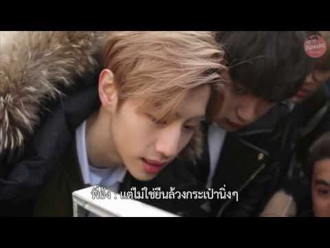 "[VIDCUT] ‪#‎GOT7‬ ""SANCTUARY' MAKING FILM - ‪#‎MarkJin‬ ‪#‎JinMark‬"