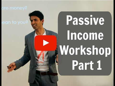 Passive Income Workshop - Social Media Power - Part 1 - Indi