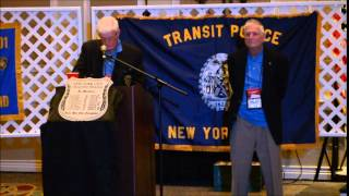 2014 NYC TRANSIT POLICE  REUNION HONOR ROLL CALL