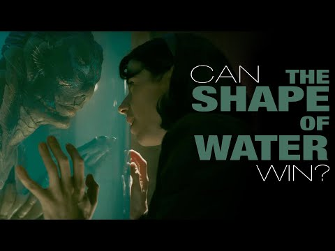 Can 'The Shape of Water' Win Best Picture?