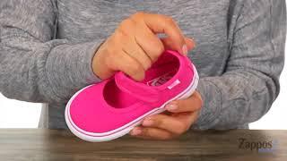 Vans Kids Mary Jane (Toddler) SKU: 8984695