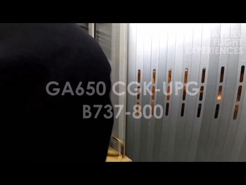 TRIPREPORT #015   Garuda Indonesia   GA650 Jakarta-Makassar