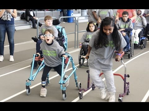 Heart of a champion: Students play to win in Paralympics
