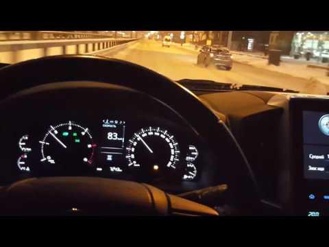 Toyota Land Cruiser 200 4.5 TD 2016 Тест Драйв ч1