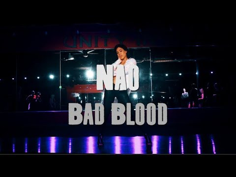 Bad Blood | Nao | Brinn Nicole Choreography | PUMPFIDENCE
