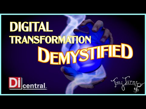 Digital Transformation Demystified
