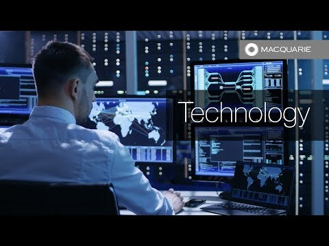 Macquarie Group 2018 Operational Briefing: Technology