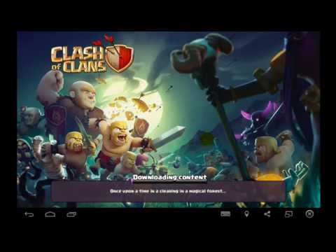 How to Download/Play Clash of Clans on PC or Laptop free - Windows XP, 7,  8 and 8.1