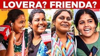 Nanban Uyirah Kodupaan, Figure-u *****   Chennai Girls and Boys EPIC Reply