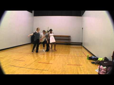 Sydney Gala Rehearsal