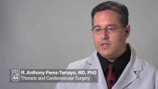 Doctor profile: R. Anthony Perez-Tamayo, MD