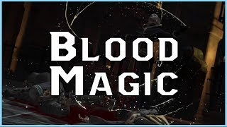 The Lore of Dragon Age - Blood Magic