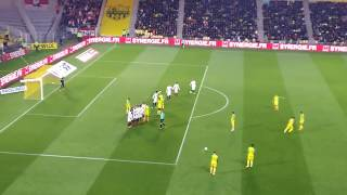 FC Nantes - AS Monaco (90'+2 - But Lucas Lima)
