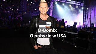 D-Bomb o pobycie w USA (Disco-Polo.info)