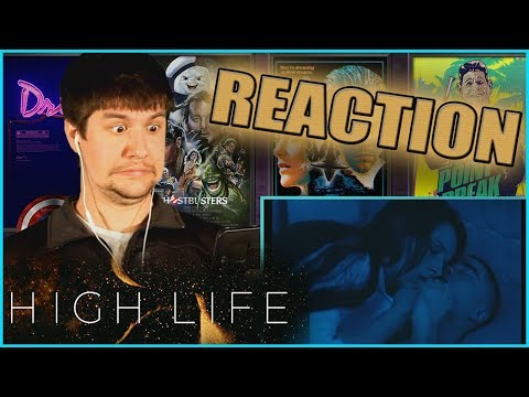 HIGH LIFE (2019 A24 Film) – Trailer #1 Reaction & Review!!!