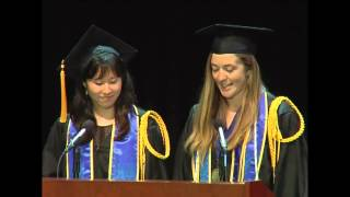 UCLA Physics & Astronomy Commencement 2013