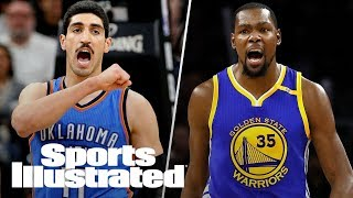 OKC Thunder's Enes Kanter Slams Kevin Durant: 'Took The Easy Way'   SI NOW   Sports Illustrated