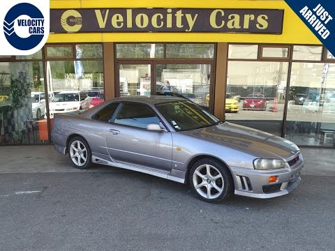 1998 Nissan Skyline 67K's GT COUPE R34 1 YR WRNT for sale in Vancouver, BC, Canada