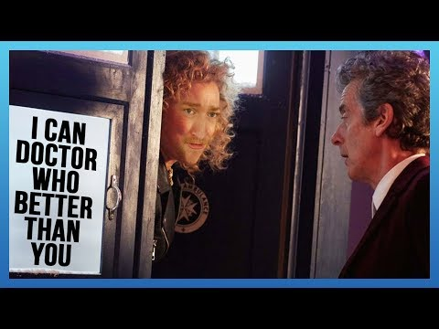 I Can Doctor Who Better Than You
