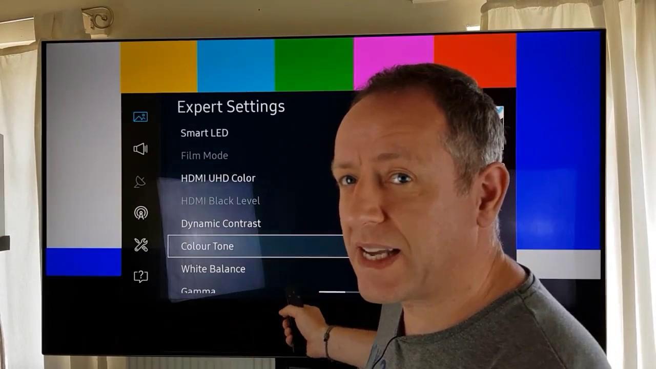 Step by Step 4K / HD TV Color Setup - Samsung KS, Sony XBR, Vizio, LG, TCL