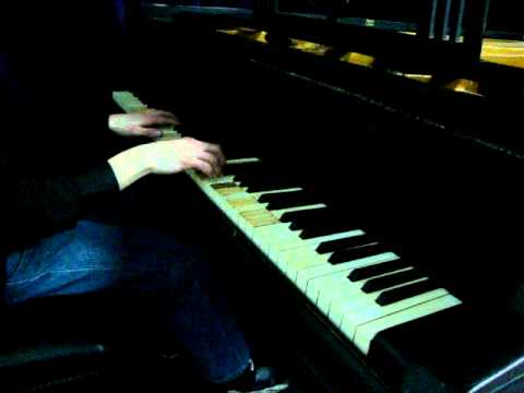 Yes, The river Knows - The Doors piano part cover (Grand piano)