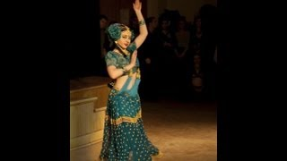 Bollywood tribal fusion dance by  Aleksandra