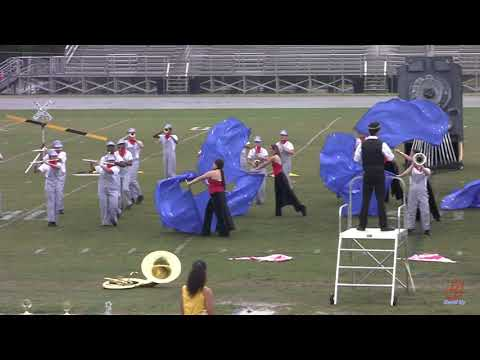 South Columbus High School Marching Stallions at Midway 10/5/2019