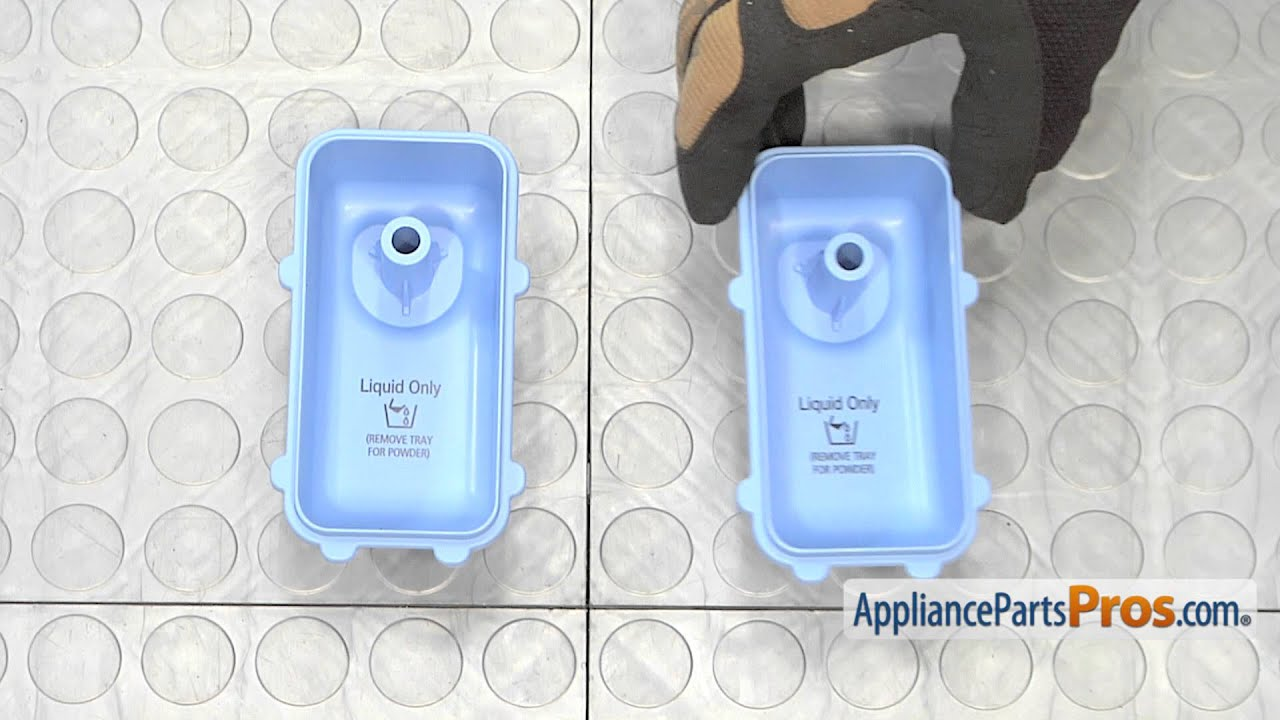 Washer Liquid Soap Tray Part Dc61 02427d How To