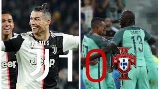 Ювинтус 1 vc 0 Португалия финал Чирик Ситида