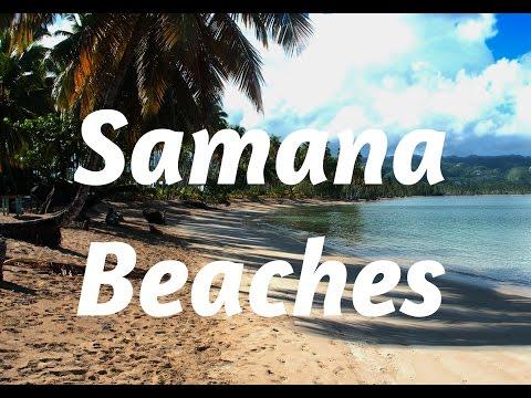 ⛱Samana Beaches | Dominican Republic Vacation⛱