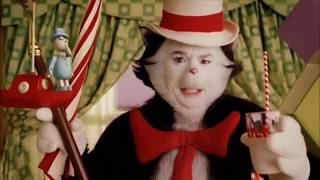 Cat in the hat on steroids