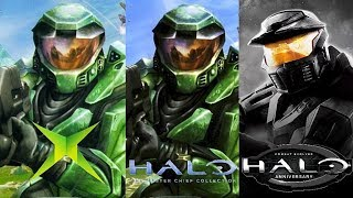Halo Combat Evolved Comparison 16 Years of Halo