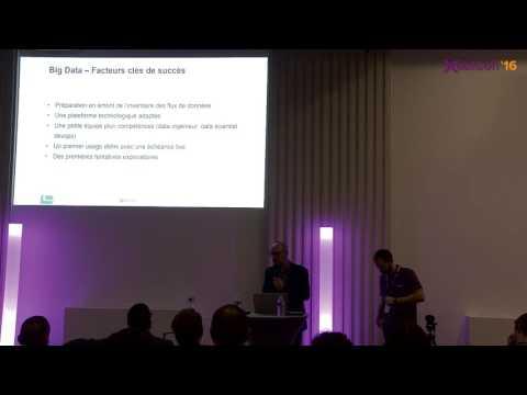 XebiCon'16 : PMU et le Big Data - d'une approche mono projet à une démarche entreprise