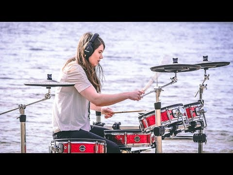 On My Way - Alan Walker - Drum Film Cover | TheKays