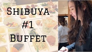 TOKYO || EP 12 || Experiencing Japanese Number ONE Shinjuku Buffet on the list