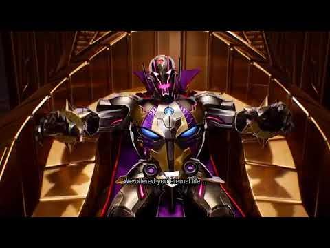Marvel vs. Capcom Infinite (Deluxe Edition)   STORY #3 & ENDING
