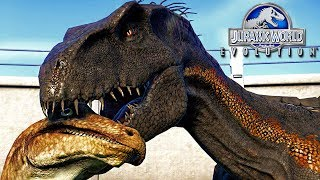 Jurassic World Evolution - INDORAPTOR VAI FUGIR!, Dinossauros Do Filme | (#18) (PT-BR)