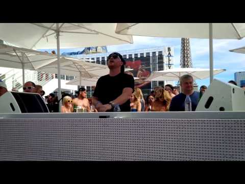 Eric Prydz @ Drais Beach CLub Las Vegas  Liberate