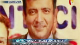 Luis López Vilela: Las mil y un mentiras ante una denuncia