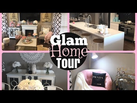 GLAM HOME TOUR 2019 NEW YEAR NEW LOOK