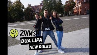 ZUMBA - Dua Lipa - NEW RULES