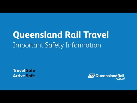 Queensland Rail Travel Onboard Safety Video