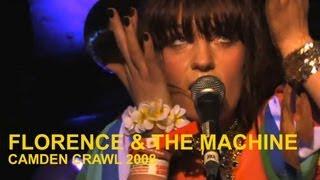 Florence and the Machine | Camden Crawl 2008 | RFB REWIND