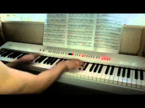 ray charles mess around piano tutorial solo ending youtube. Black Bedroom Furniture Sets. Home Design Ideas
